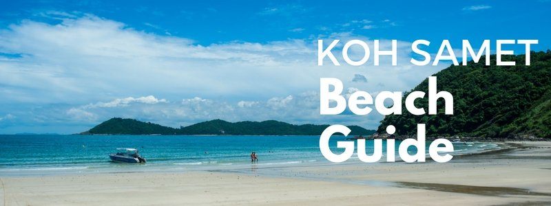 Guide to Koh Samet's best beaches