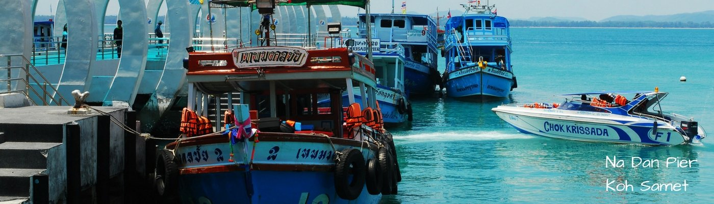 Koh Samet Ferry and Speedboat Timetables