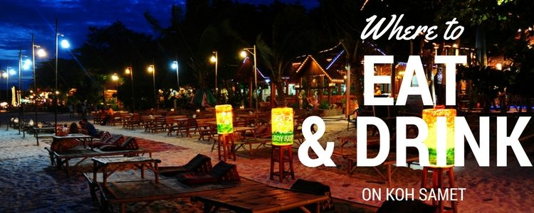 Koh Samet restaurant and bar guide