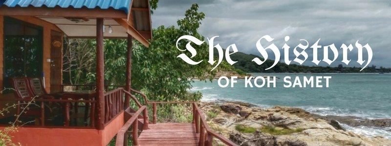 History of Koh Samet