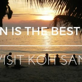 When is the best time to visit Koh Samet?