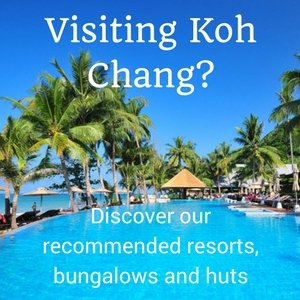 Information on the best hotels and bungalows on Koh Chang