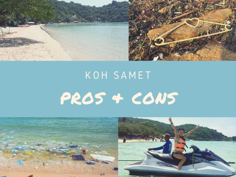 Koh Samet Pros and Cons